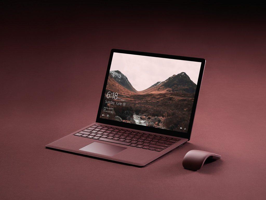 ordinateur portable fin et leger