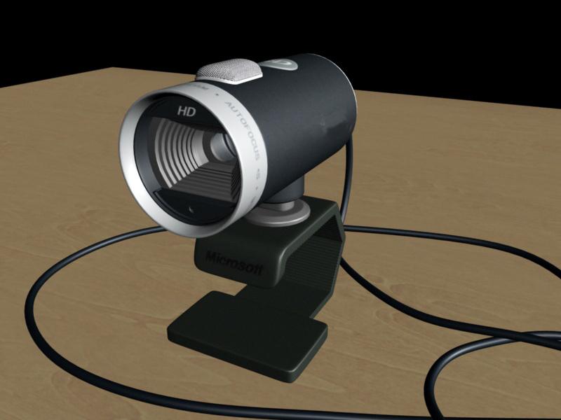 webcam 3d